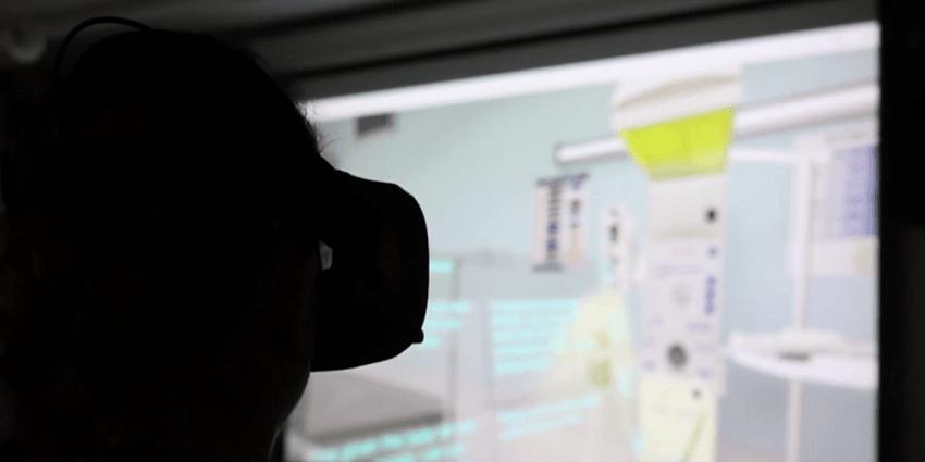 Odbieranie porodu w wirtualnej rzeczywistości