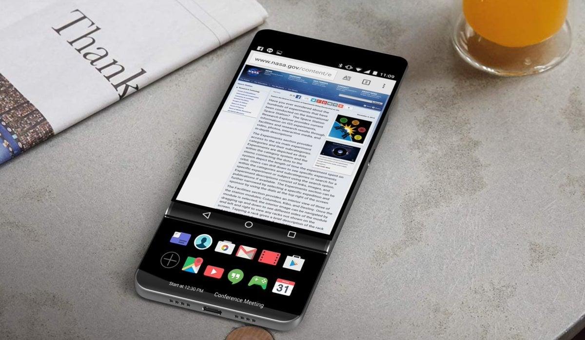 Tabletowo.pl LG V30 najprawdopodobniej zadebiutuje w Berlinie Android LG Smartfony
