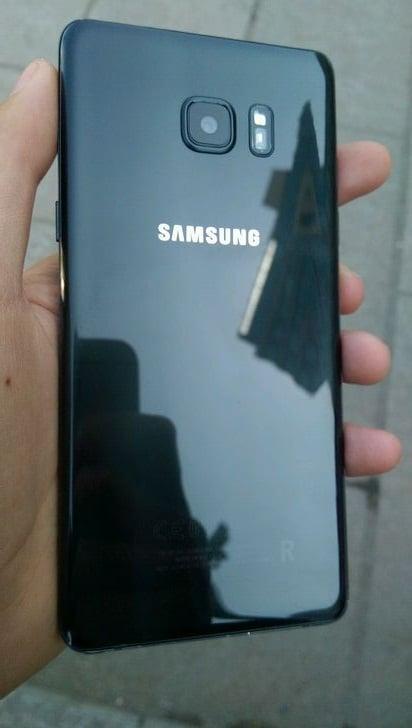 Wyciekły zdjęcia odnowionego Samsunga Galaxy Note 7R 17