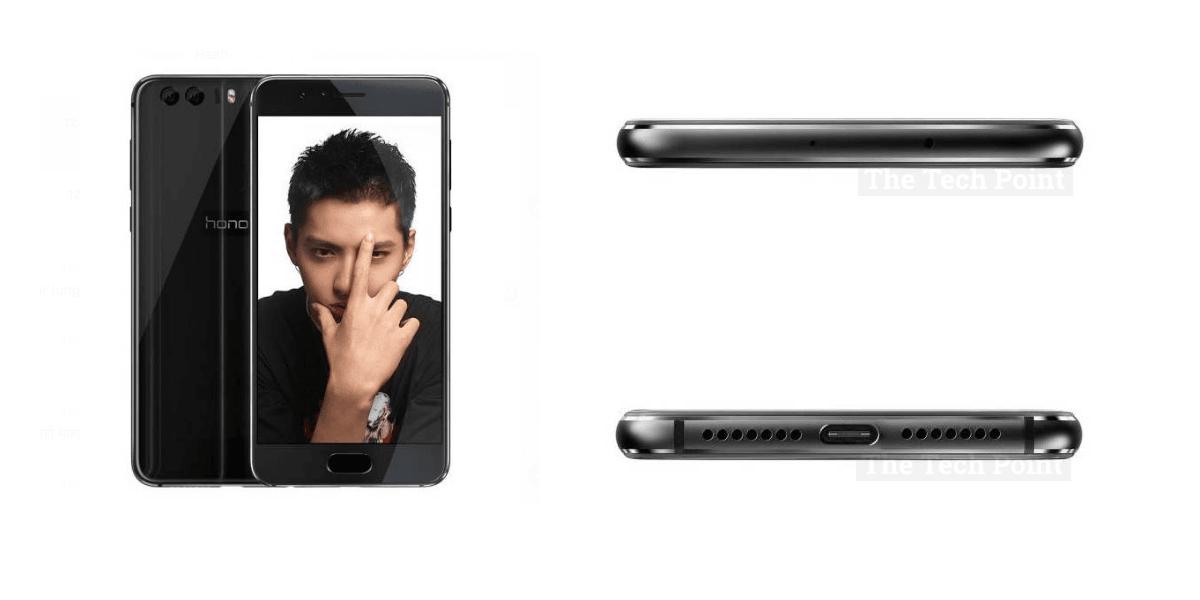 Tabletowo.pl Honor 9 podobno bez 3,5 mm złącza słuchawkowego Android Huawei Plotki / Przecieki Smartfony