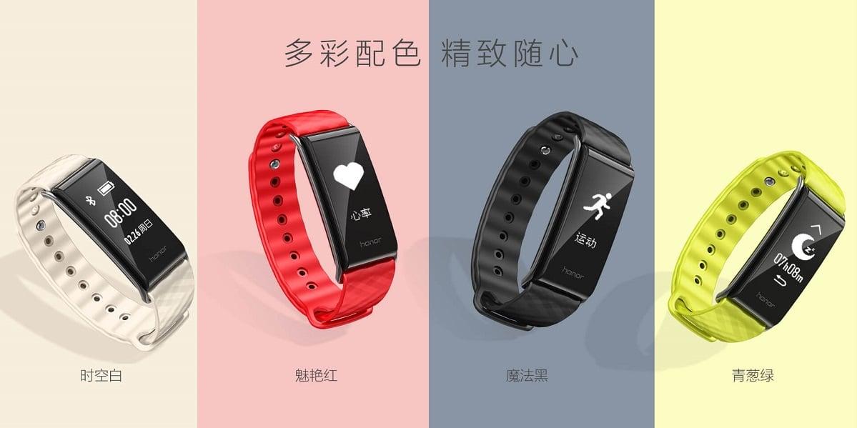 Tabletowo.pl To jeszcze nie koniec nowości od Honora! Jest także nowa, inteligentna opaska Honor A2 Huawei Nowości Wearable