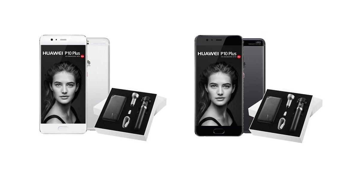 Huawei P10 Plus z gratisami o wartości 449 złotych w przedsprzedaży 20