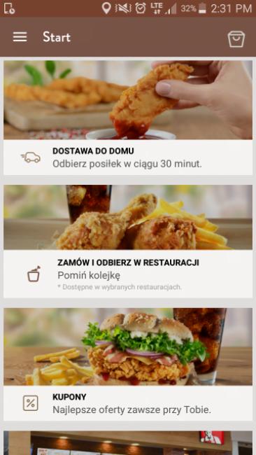Tabletowo.pl KFC pracuje nad Skip The Line w Polsce - już wkrótce zamówimy kubełek smartfonem Aplikacje Nowości