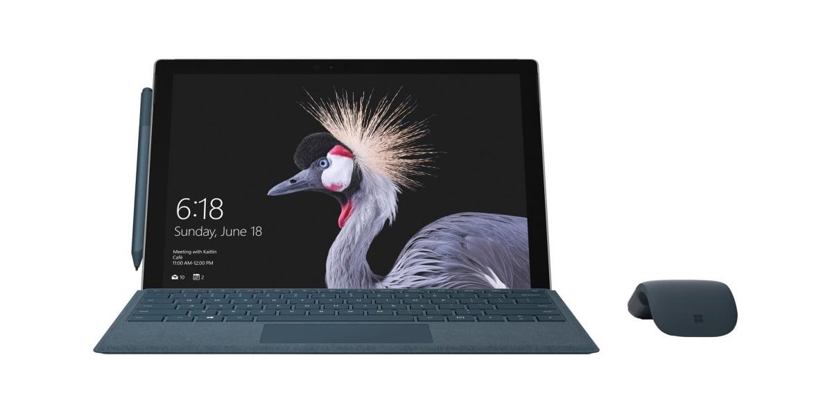 Tabletowo.pl Promocja: dwie konfiguracje Microsoft Surface Pro taniej o kilkaset złotych Hybrydy Microsoft Promocje Windows