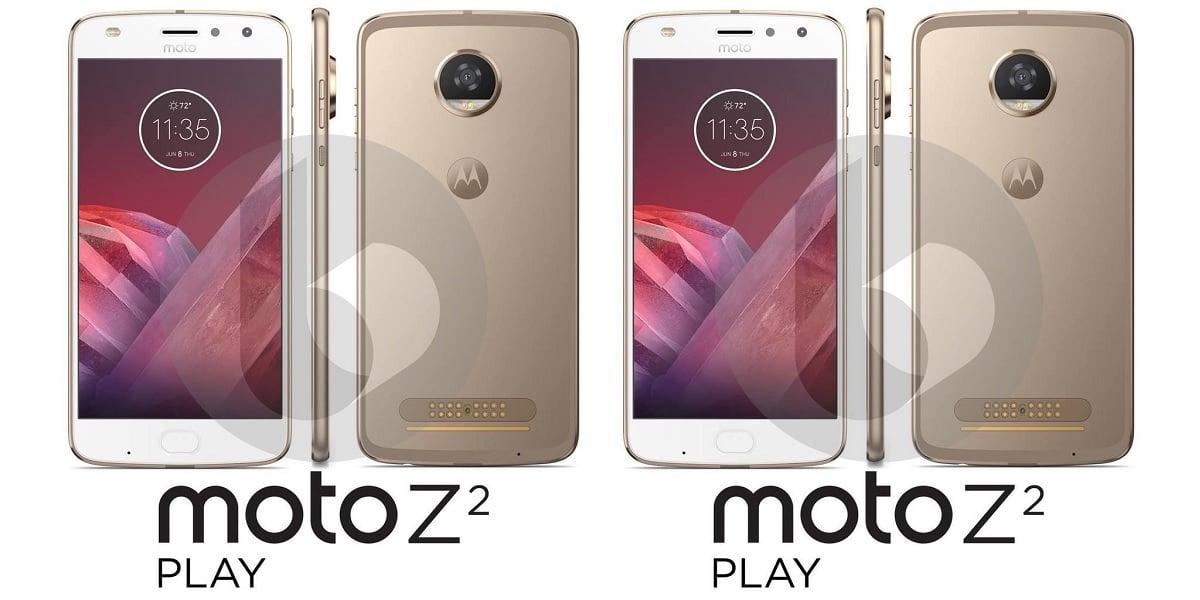 Tabletowo.pl Motorola Moto Z2 Play będzie miała akumulator o pojemności mniejszej aż o 510 mAh niż Moto Z Play Nowości