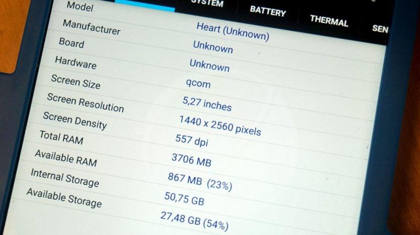 Nokia 9 - specyfikacja