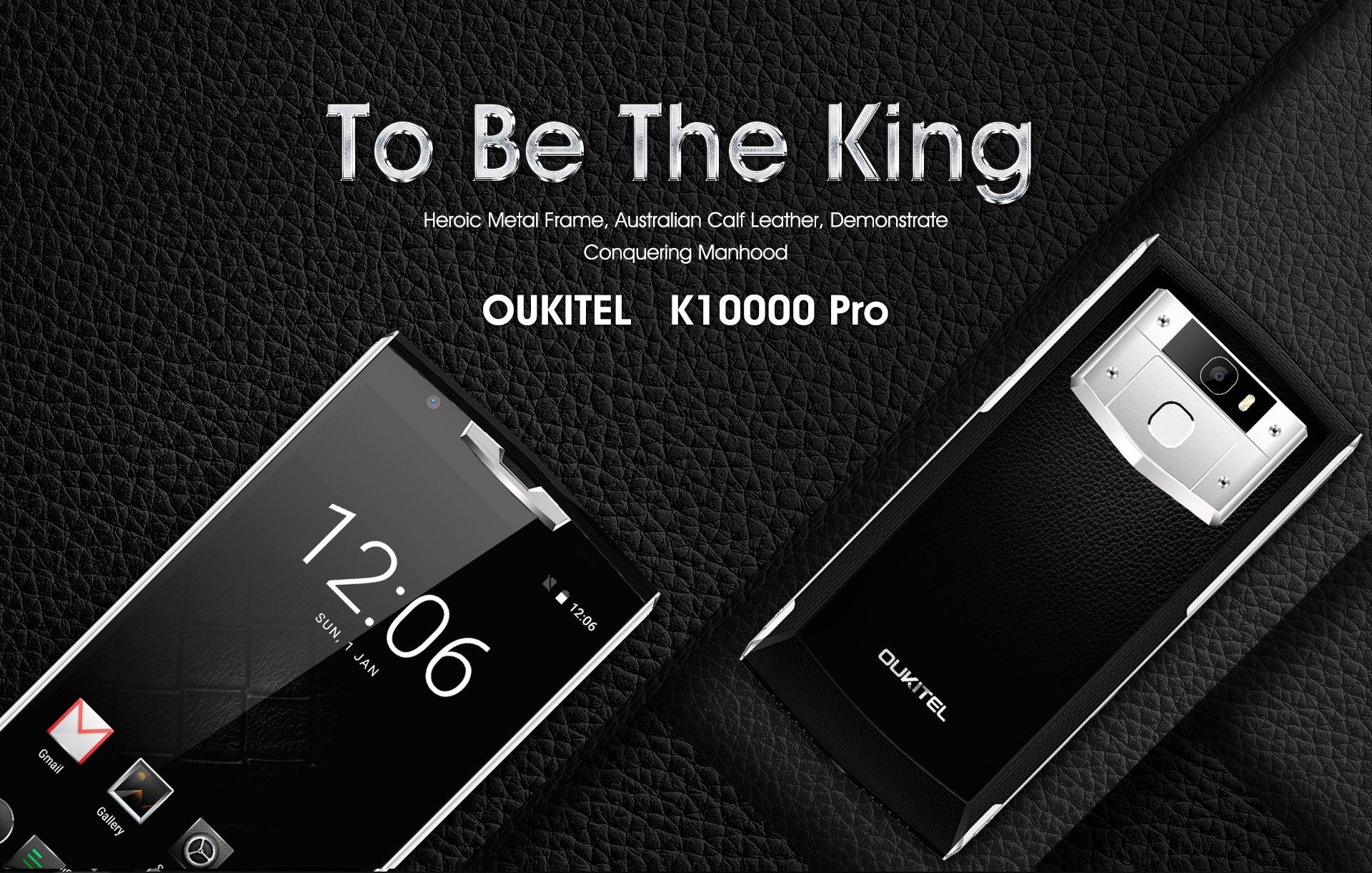 Tabletowo.pl Zagadka: ile smartfonów OUKITEL K10000 Pro potrzeba, żeby naładować dwa iPhone'y 7 Plus? Ciekawostki Smartfony