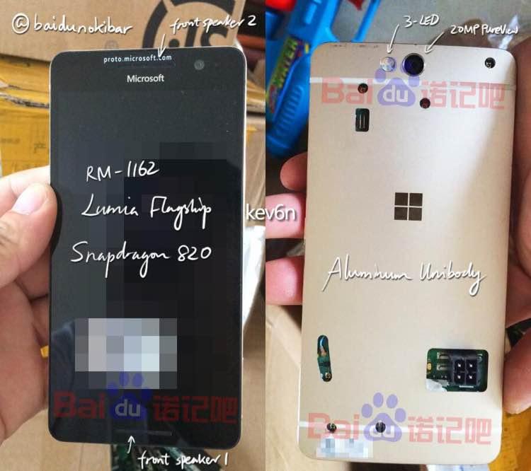 Tabletowo.pl Tak miał wyglądać kolejny flagowiec Microsoftu, Lumia 960 Ciekawostki Microsoft Nokia Plotki / Przecieki Smartfony Windows