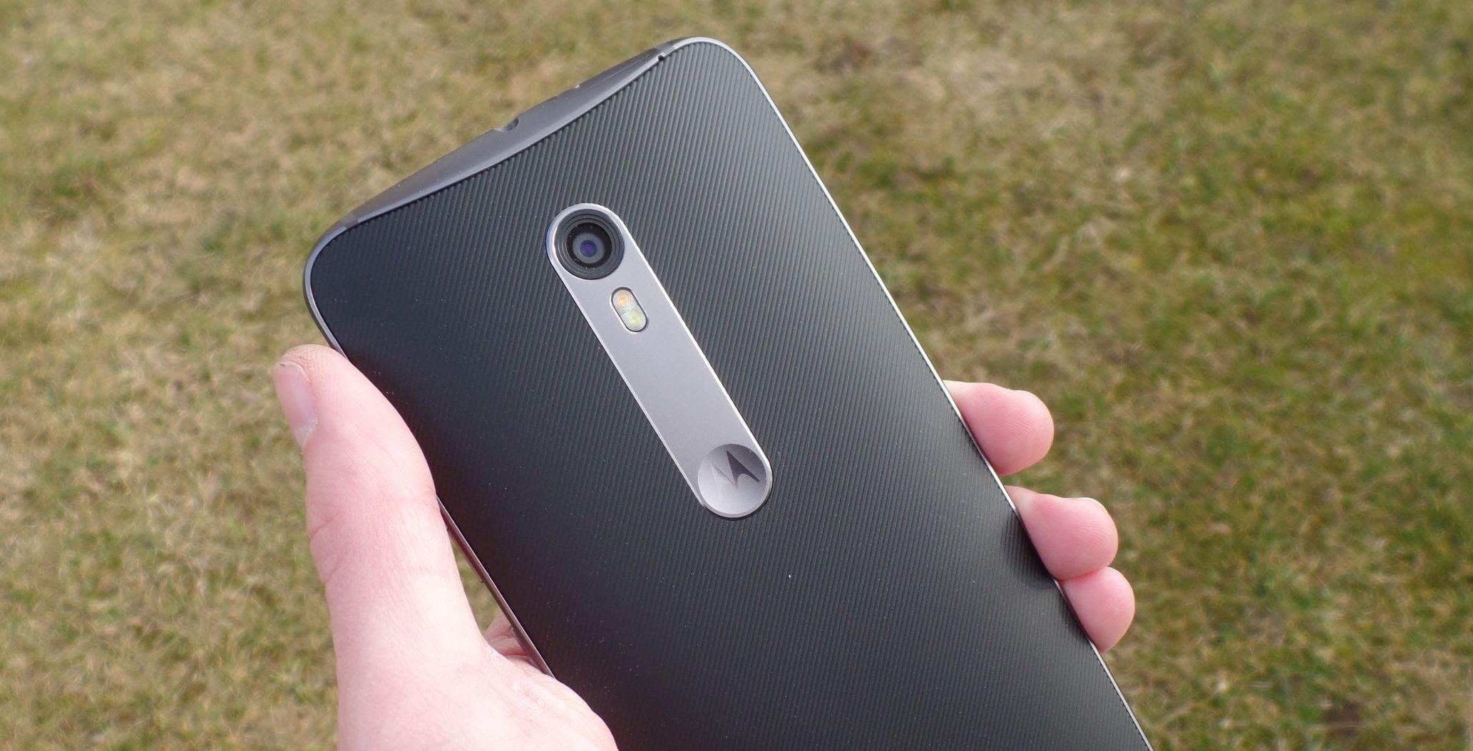 Tabletowo.pl Motorola Moto X4 (2017) będzie mieć podwójny aparat Lenovo Motorola Nowości Plotki / Przecieki Producenci