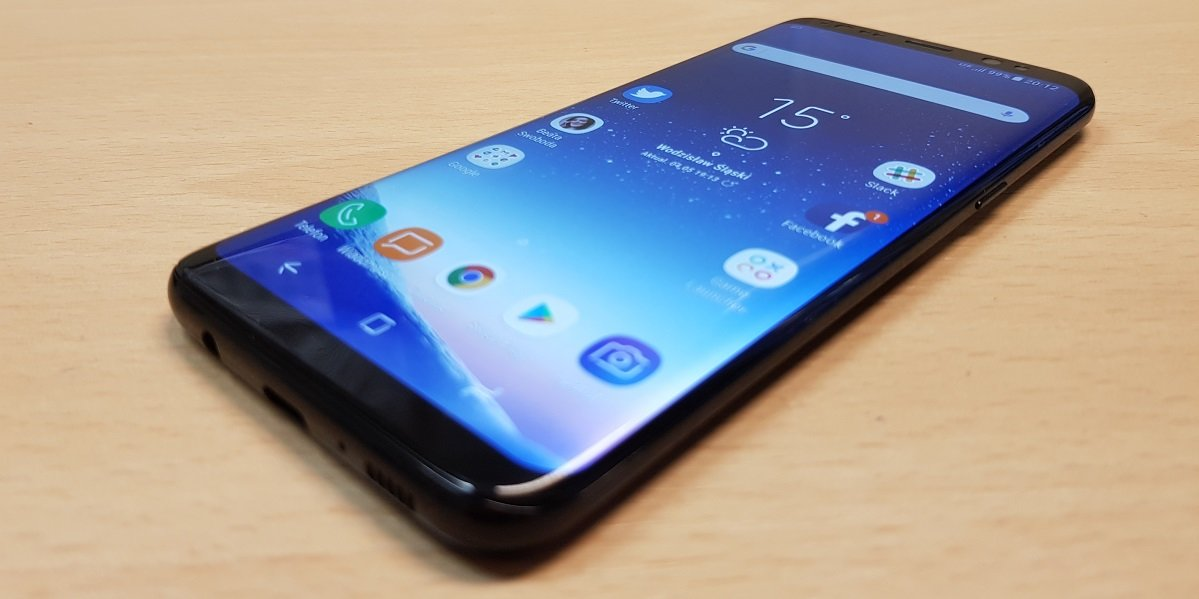 Tabletowo.pl Ekran Galaxy S10 może być naszpikowany nowoczesną technologią, nie tylko czytnikiem linii papilarnych Android Samsung Smartfony