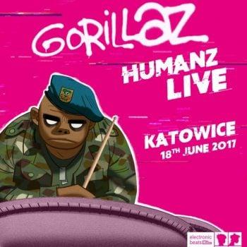 Tabletowo.pl Koncert Gorillaz: bilety za złotówkę i streaming w 360° Ciekawostki GSM