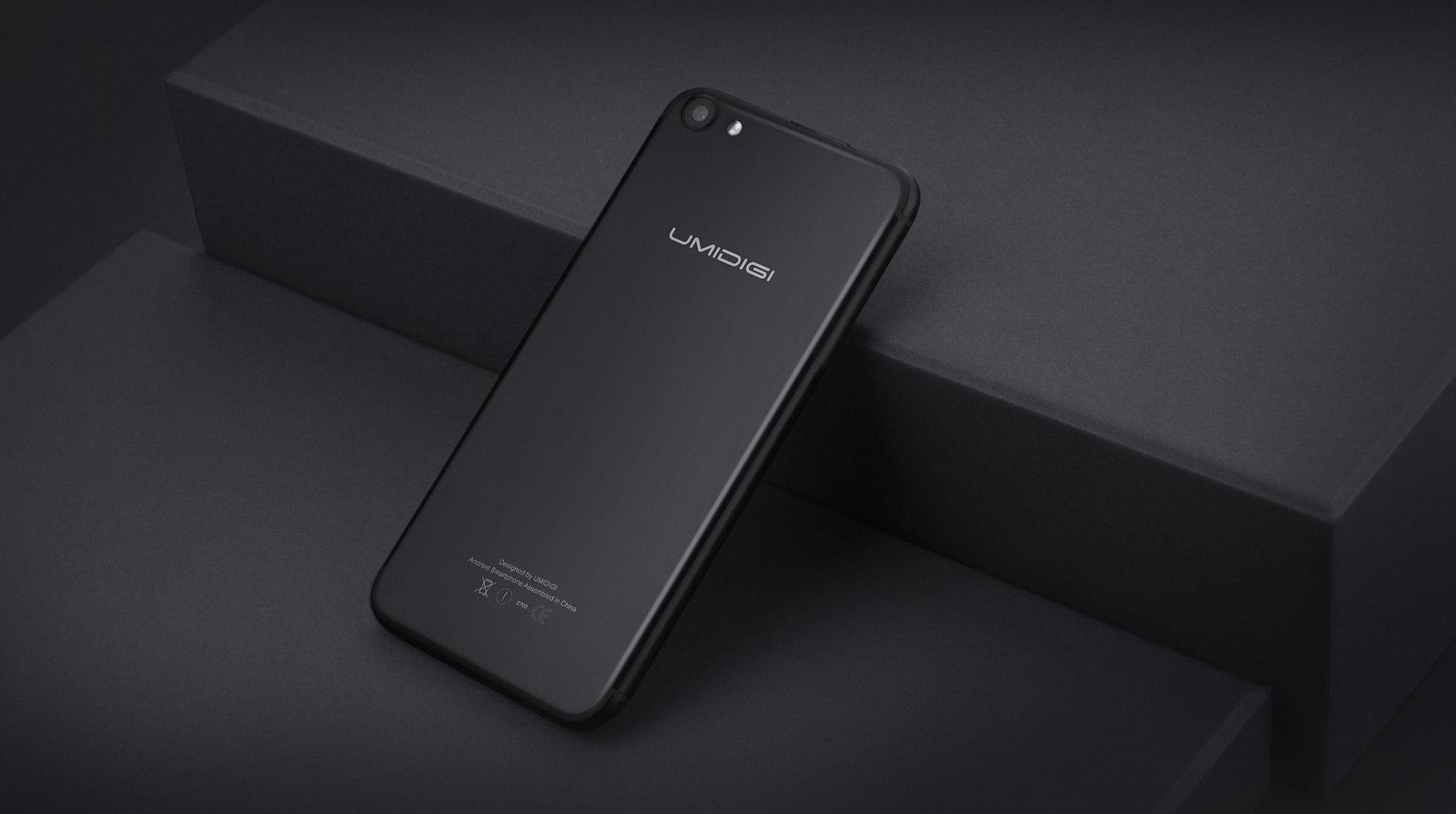 Tabletowo.pl UMIDIGI G to taki iPhone 7 za 80 dolarów, choć jednocześnie z nie najgorszą specyfikacją Android Chińskie Nowości Smartfony
