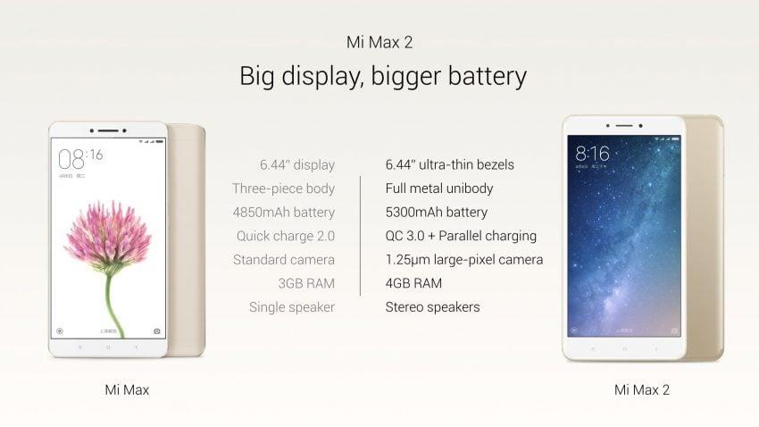 Oto Xiaomi Mi Max 2 - 6.44 cala, aparat od Mi 6 i spora bateria 5300 mAh 20