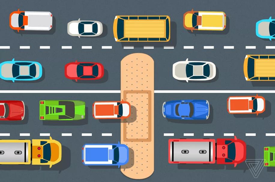 Dziury w drogach to zło, ale ten nowy asfalt naprawi się sam i naładuje twój elektryczny samochód 20
