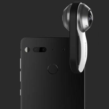 Oto tytanowy konkurent iPhone'a 8 i Samsunga Galaxy S8. Andy Rubin zaprezentował Essential Phone! 26