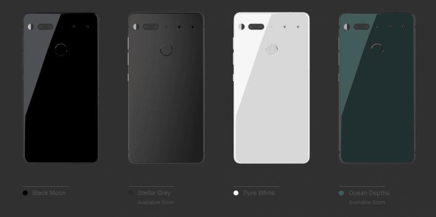 Oto tytanowy konkurent iPhone'a 8 i Samsunga Galaxy S8. Andy Rubin zaprezentował Essential Phone! 28