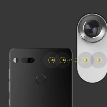 Oto tytanowy konkurent iPhone'a 8 i Samsunga Galaxy S8. Andy Rubin zaprezentował Essential Phone! 27