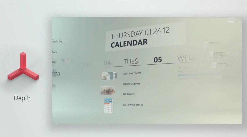 Google ma swój Material Design, a Microsoft właśnie zaprezentował Fluent Design 22
