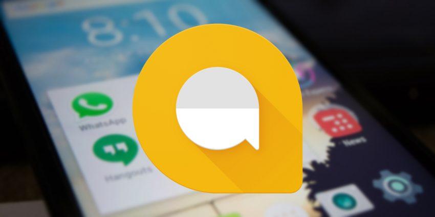Google Allo - miniatura
