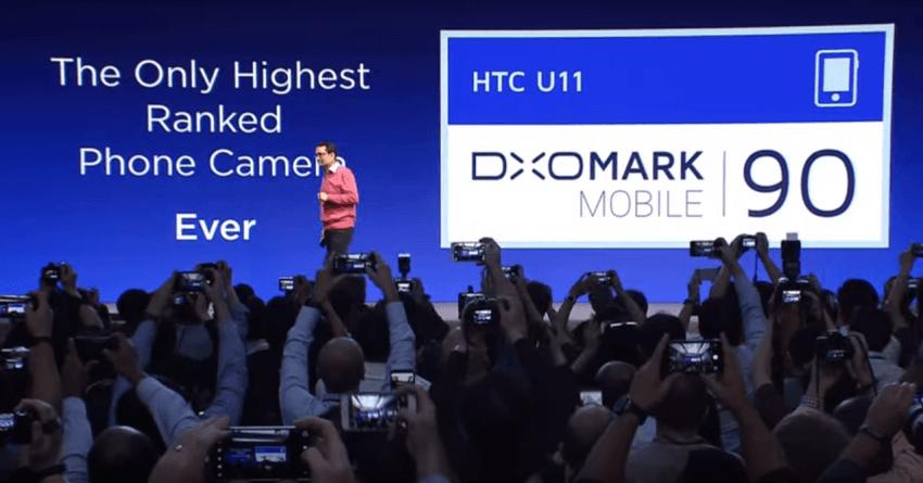 Premiera HTC U11 - czy ściskanie smartfona wejdzie nam w nawyk? 21