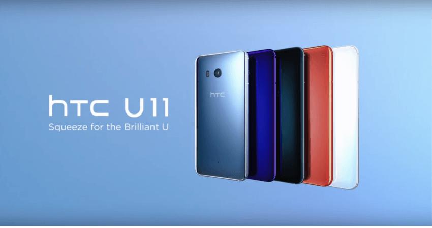 Premiera HTC U11 - czy ściskanie smartfona wejdzie nam w nawyk? 27