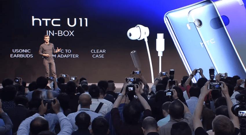 Premiera HTC U11 - czy ściskanie smartfona wejdzie nam w nawyk? 24