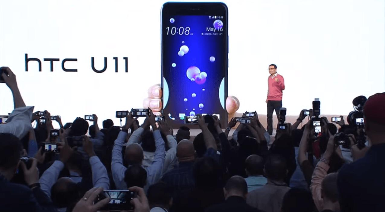 Premiera HTC U11 - czy ściskanie smartfona wejdzie nam w nawyk? 19