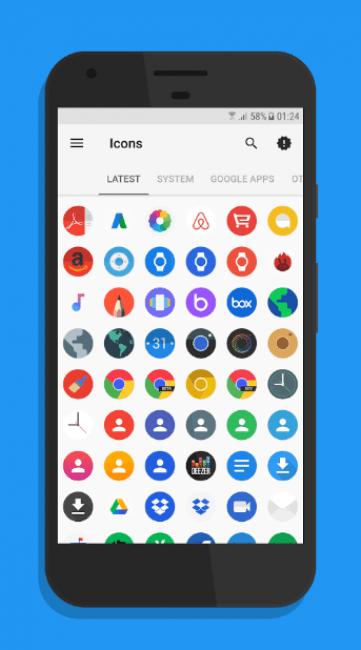 Nie masz Xiaomi ale podoba Ci się MIUI? Nie ma sprawy: oto darmowe paczki ikon na Androida 21