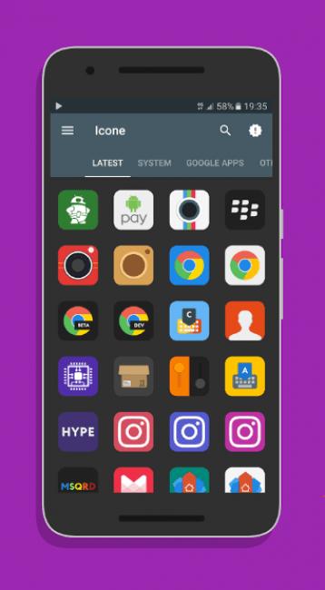 Nie masz Xiaomi ale podoba Ci się MIUI? Nie ma sprawy: oto darmowe paczki ikon na Androida 20