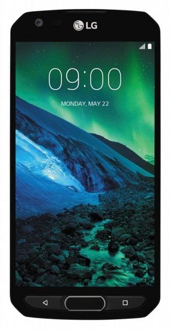 Tabletowo.pl Seria LG X ma nowego, ultrawytrzymałego przedstawiciela: LG X venture Android LG Nowości Smartfony