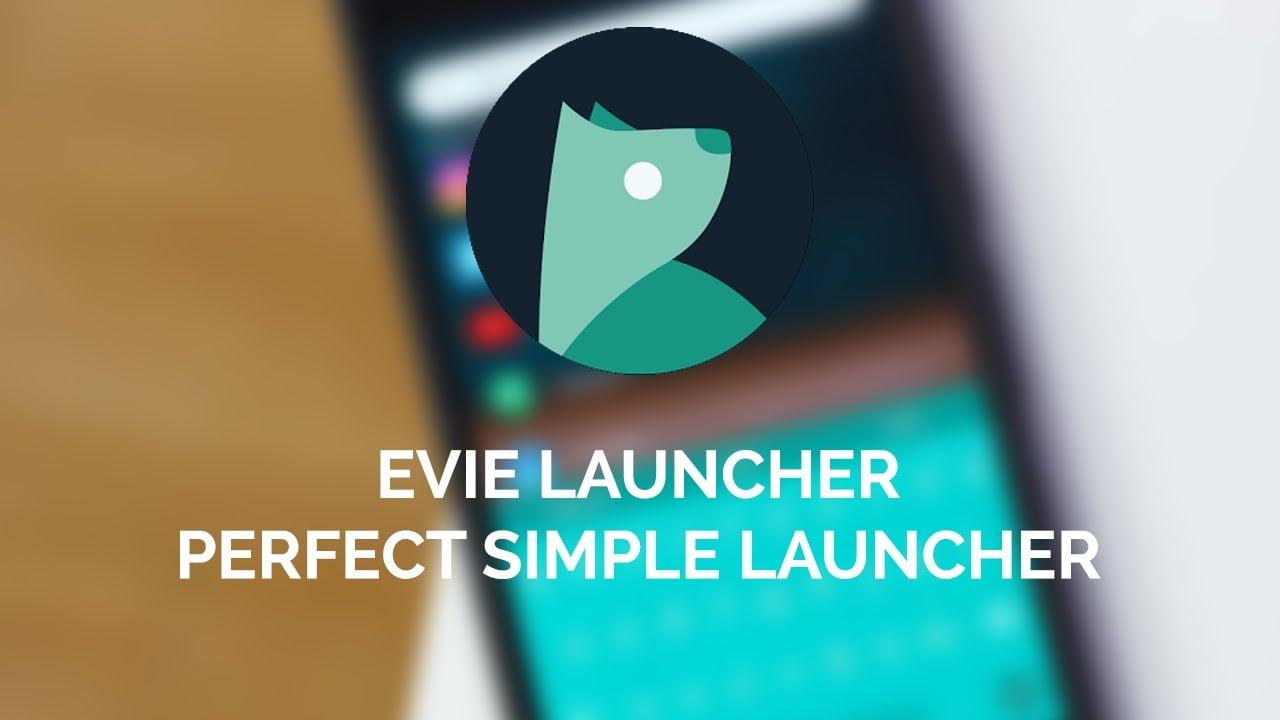 Evie Launcher nareszcie po polsku 20