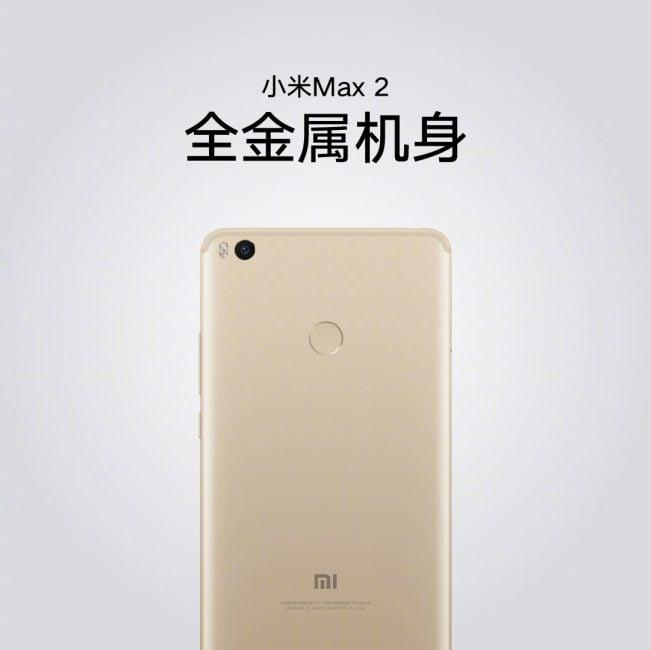 Oto Xiaomi Mi Max 2 - 6.44 cala, aparat od Mi 6 i spora bateria 5300 mAh 21