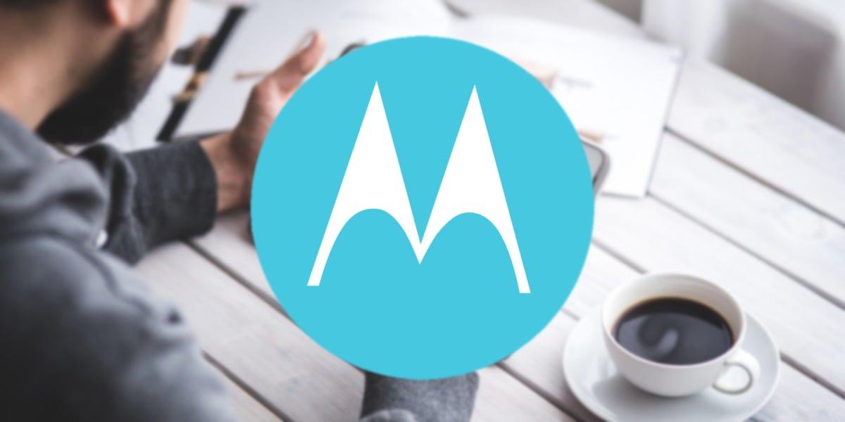 tablet Motorola - miniatura
