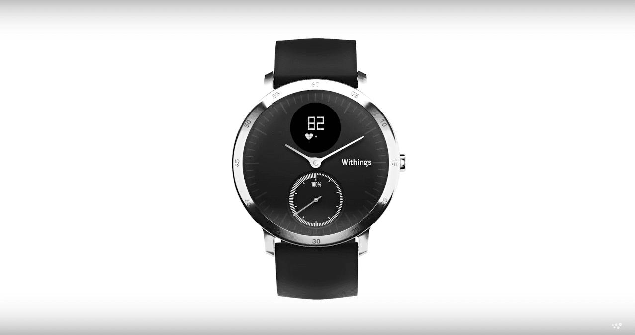 Tabletowo.pl Nokia jest zadowolona ze sprzedaży zegarków Withings Steel HR Nokia Wearable
