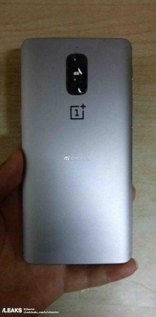 Tabletowo.pl Czy taki wygląd OnePlus 5 przypadłby Wam do gustu? Nowy przeciek Android Chińskie OnePlus Smartfony