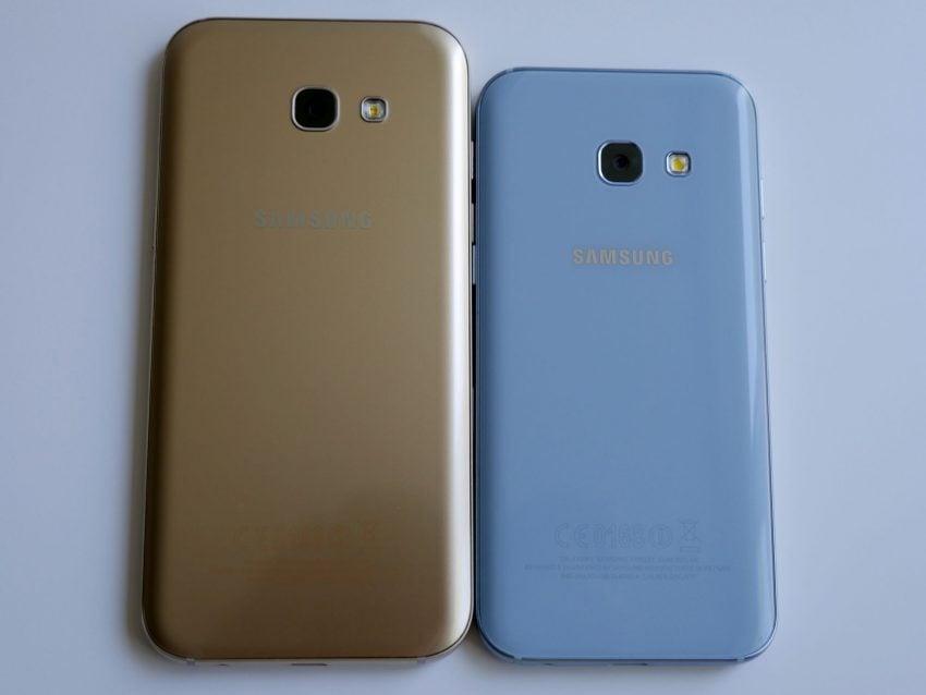 Tabletowo.pl Jakie są różnice pomiędzy Galaxy A3 2017 a Galaxy A5 2017? Porównujemy średniaki Samsunga Android Porównania Samsung Smartfony
