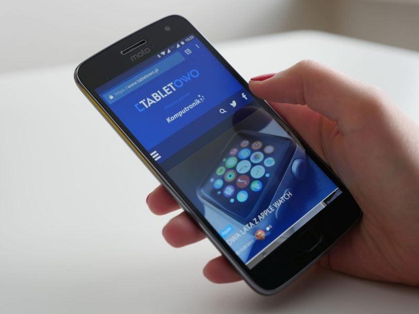 Tabletowo.pl Recenzja Moto G5 Plus - mając do wydania 1300 złotych, to jeden z faworytów Android Lenovo Motorola Recenzje Smartfony