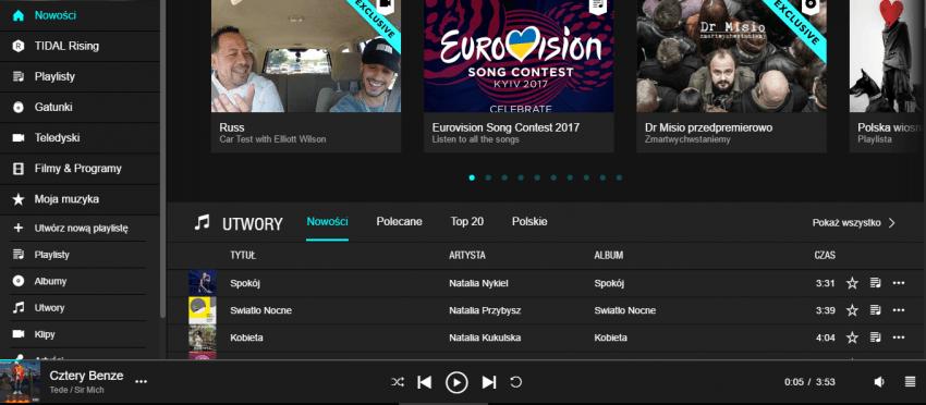 Tabletowo.pl Spotify vs. Tidal - niby to samo, ale jednak nie do końca Kultura Porady Porównania
