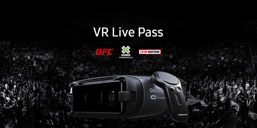 VR Live Pass