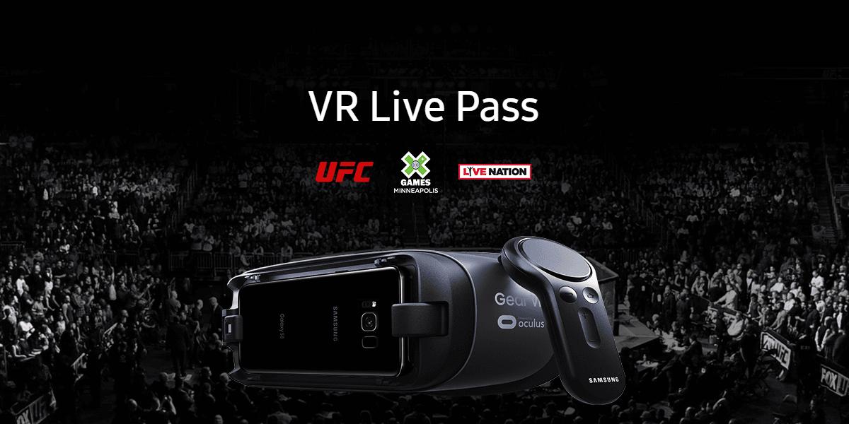 Tabletowo.pl Samsung zaoferuje specjalne transmisje ze zmagań sportowych, imprez i koncertów - poznajcie VR Live Pass Nowości Samsung Wirtualna rzeczywistość