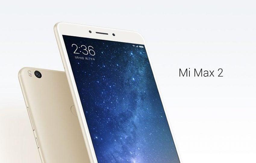Oto Xiaomi Mi Max 2 - 6.44 cala, aparat od Mi 6 i spora bateria 5300 mAh 18