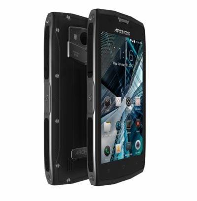 Tabletowo.pl Archos zapowiedział cztery nowe smartfony. Znamy ich specyfikację i ceny Android Archos Nowości Smartfony