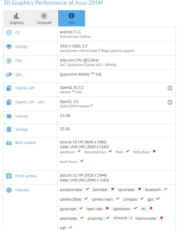 Tabletowo.pl Tegoroczna seria Asus ZenFone 4 będzie miała łącznie pięciu przedstawicieli Android Asus Plotki / Przecieki Smartfony