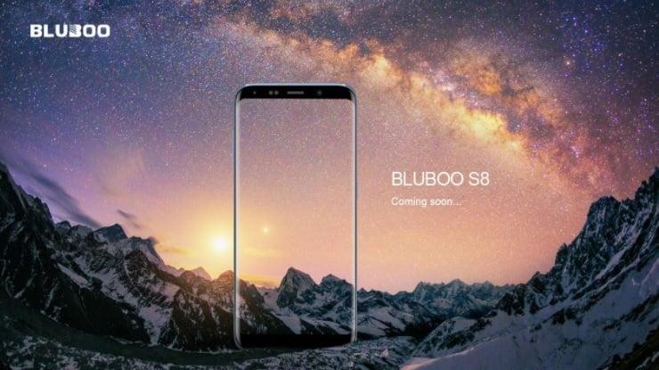 Tabletowo.pl Chińczycy totalnie oszaleli na punkcie Galaxy S8 - będzie jeszcze jeden klon, tym razem od Bluboo Android Chińskie Smartfony