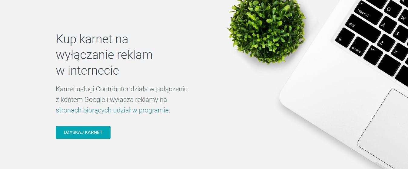 Google proponuje: wykup karnet i przeglądaj strony internetowe bez reklam 18
