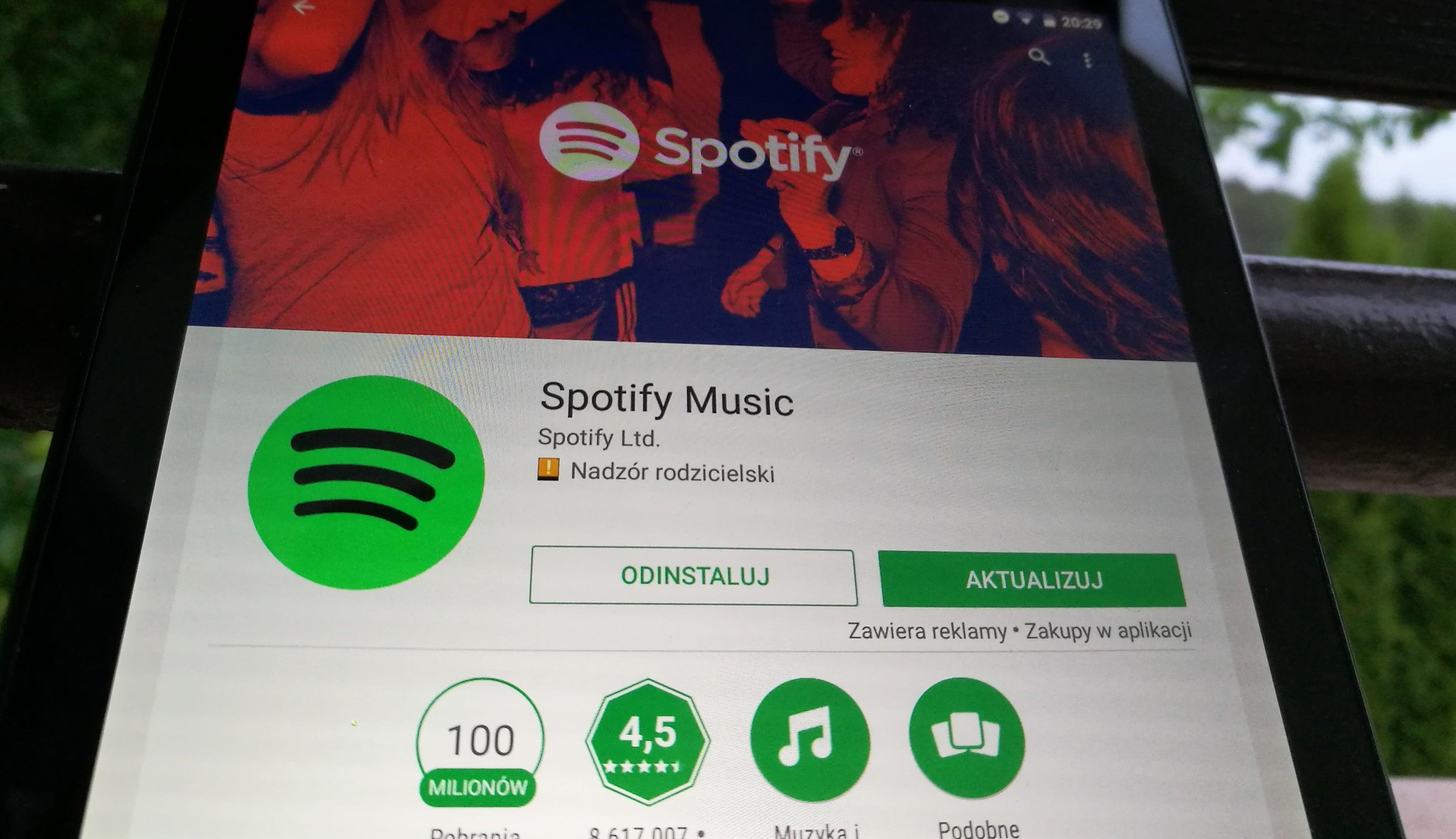 Tabletowo.pl W skrócie: Spotify ma 140 mln aktywnych kont, a Katy Perry 100 mln obserwujących na Twitterze Ciekawostki Raporty/Statystyki W skrócie