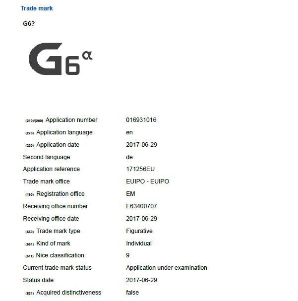 Tabletowo.pl Mamy już trzy LG G6. Wkrótce zadebiutują kolejne dwa: LG G6 Alpha i LG G6 Prime Android LG Smartfony