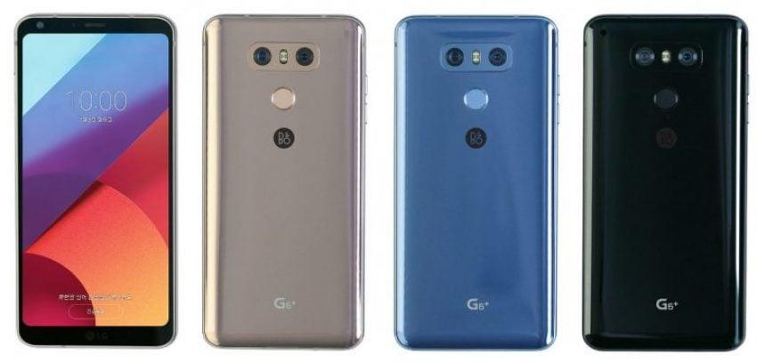 Tabletowo.pl Zadebiutowały LG G6+ oraz G6 32 GB. Bralibyście? LG Nowości Smartfony