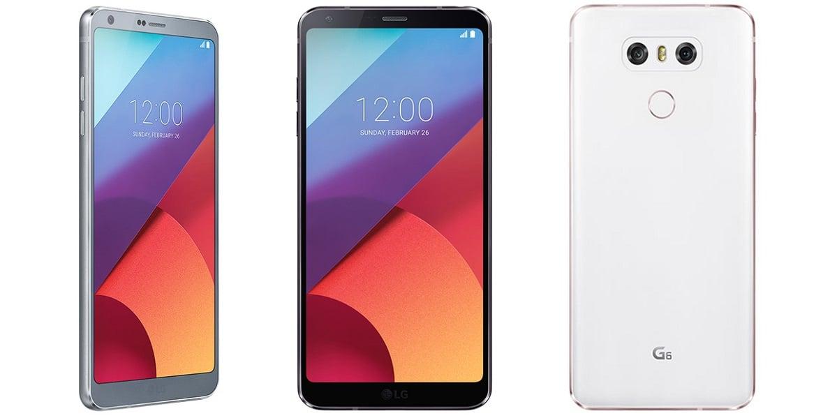 Tabletowo.pl LG G6 sprzedaje się naprawdę słabo Android LG Smartfony