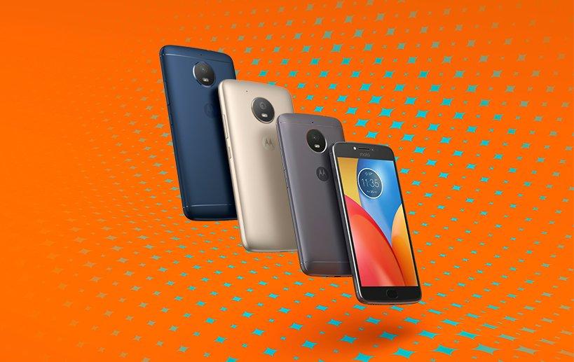 Motorola oficjalnie zaprezentowała Moto E4 i Moto E4 Plus. Smartfony trafią też do Polski 16